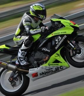 Motorcykel kursus – pro