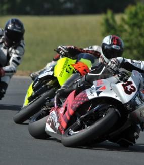 Motorcykel kursus – øvede
