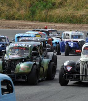 Tilmelding – Legend Car serien