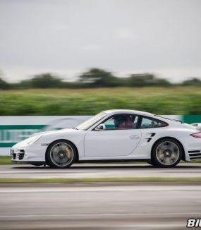Ekstra chauffør – Trackday